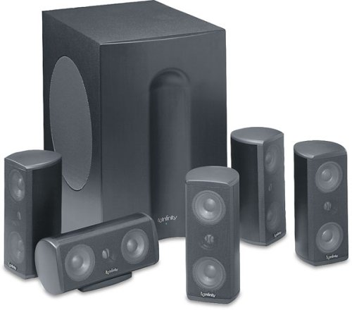 infinity surround speakers. amazon.com: infinity tss-1100 home theater speaker system (charcoal): audio \u0026 surround speakers e