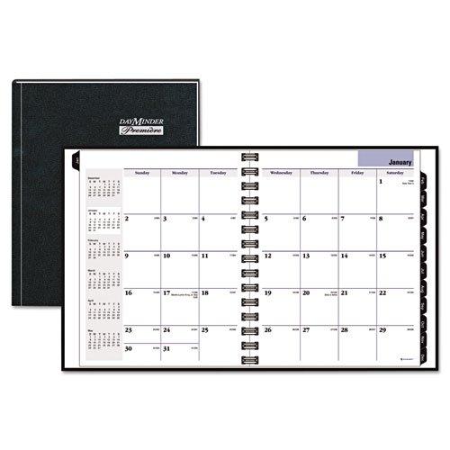 At-A-Glance Desk Monthly Planner, Tabbed Jan-Dec, 6-7/8