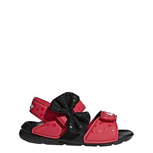 adidas Unisex Baby DY M&m Altaswim I Sandalen Rot (Escarl/Negbas/Ftwbla 000)