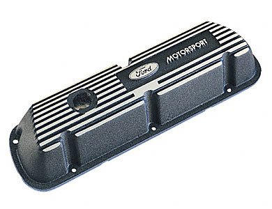 (Ford Racing M6582A301R Valve Cover, Black Matte Finish)