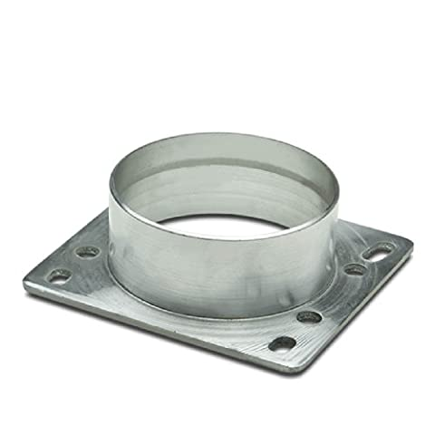 Aluminum Air Intake Induction Mounting Plate Adapter (Air Cleaner Mount)
