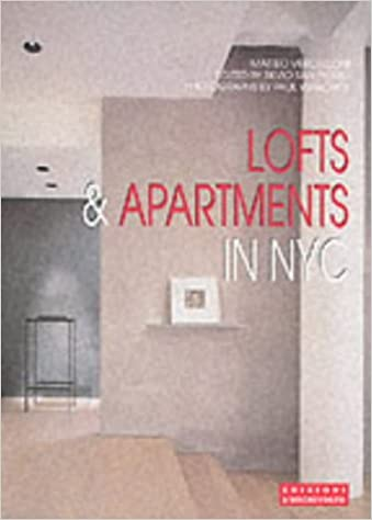 Lofts & Apartments in NYC (New York City): Matteo Vercelloni