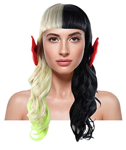 American Singer Long Wavy Wig, Multi-Toned Adult HW-1099 ()