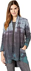 Hard Tail Apparel Size Chart  The perfect look for after workout adventures.  Contrast panels create a cool contrast to this cardigan.  Shawl collar.  Long sleeves.  Open front.  Slouch pouch pocket at hip. High-low hemline. 50% polyester, 5...