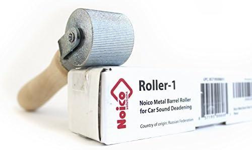 Home Miracle Car Sound Deadening Roller Metal Installation Tool Seam Roller for Car Sound Deadener Interior Accessories