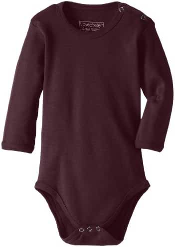 L'ovedbaby Organic Long-sleeve Bodysuit