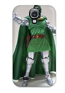 Best Slim Fit Tpu Protector Shock Absorbent Bumper Doctor Doom Case For Galaxy S4 6956167K22730385