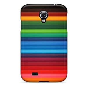 Defender Case For Galaxy S4, Colors Pattern