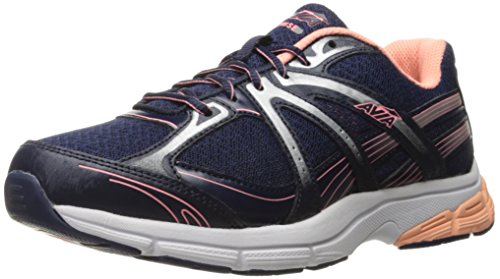 avia-womens-avi-rise-running-shoe-grotto-navy-soft-coral-chrome-silver-white-9-m-us