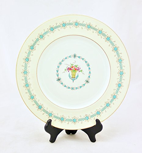 Queen Elizabeth Dinner (Coalport Queen Elizabeth Ivory Dinner Plate 10)