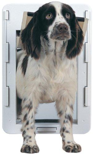 Amazon Petsafe Easy Fit Pet Door Medium White S2 Mw 11