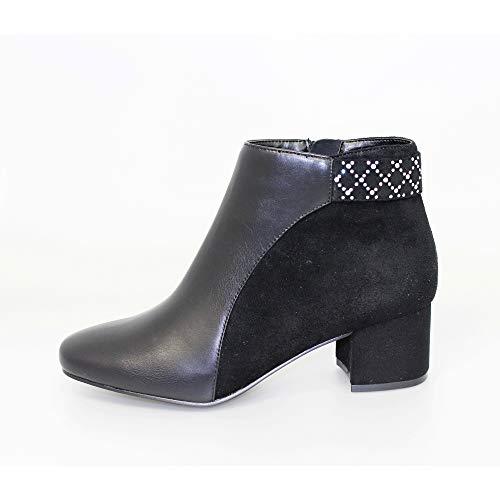 Lunar Boots Lunar Boots Femme Chelsea Lunar Noir Femme Chelsea Noir Boots gBpf6Uwqx