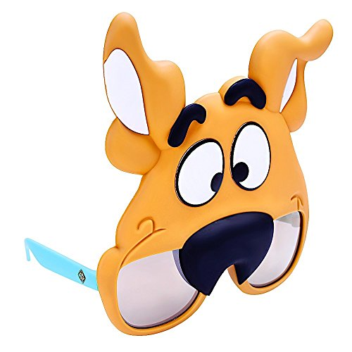 Costume Sunglasses Scooby Doo Scooby Sun-Staches Party Favors UV400]()