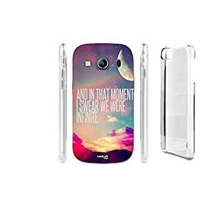 FUNDA CARCASA WE WHERE INFINITE PARA SAMSUNG GALAXY ACE STYLE LTE G357