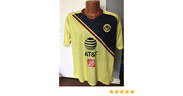 Amazon.com : NEW CLUB AMERICA AGUILAS GENERICA JERSEY 2018 : Sports & Outdoors