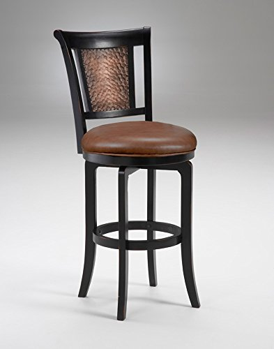 Hillsdale Cecily Swivel Bar Stool