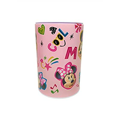 Set of Three Coin Bank Minnie Mouse Coin Bank, Magnificently Minnie, XOXO, Cool: Toys & Games