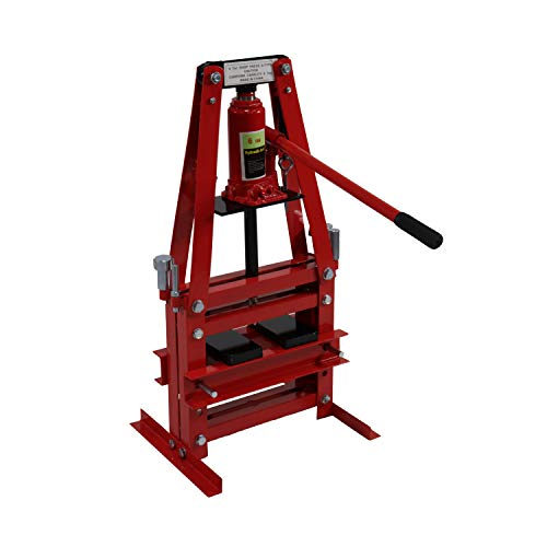 Shop Press A-Frame with Press Tools and Plates ()