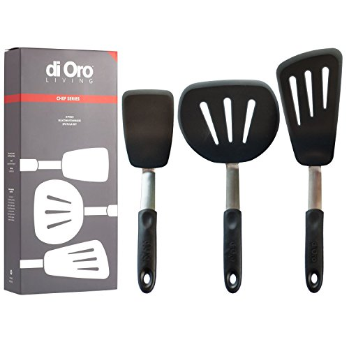 high heat silicone spatula - 3