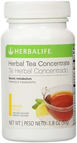 Herbalife Tea Concentrate Lemon Flavor 1.8oz