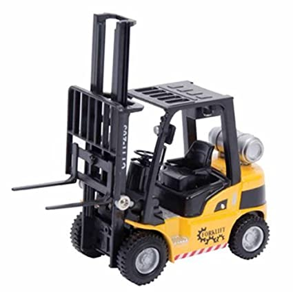 amazon com schylling diecast forklift toys games