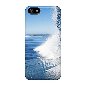 Tpu LauraGroffwo Shockproof Scratcheproof Surfing Facebook Cover Female Surfer Get Hard Case Cover For Iphone 5/5s