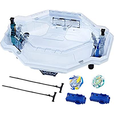 BEYBLADE Burst Avatar Attack Battle Set Game  ( Exclusive): Toys & Games