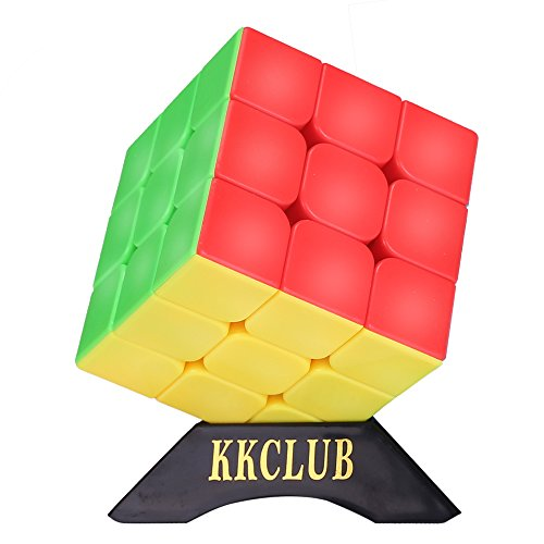 3x3x3 YJ Yulong Transparent Color Stickerless Cube puzzle Moyu - 4