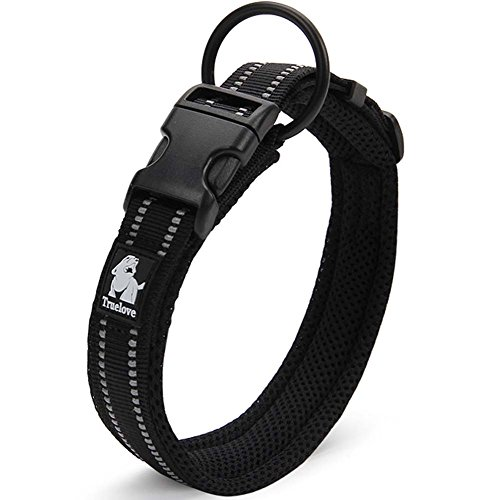 Petsmart Training Treats (Mesh Padded Pet Collar Treat Me 3M Reflective Dog Collar For Outdoor Training)