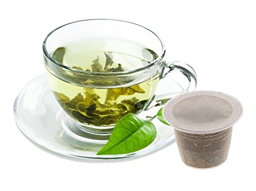 3 opinioni per TE' VERDE Lovespresso NESPRESSO®- 70 Capsule di Tè Verde in foglie in capsule
