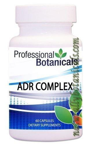 Professional Botanicals | Naturally Botanicals | ADR Complex - 60 Tabs