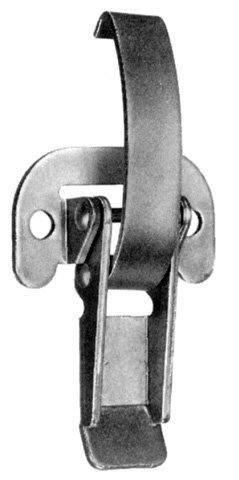 Buyers Pull Down Catch - Hook (Pull Down Latch)