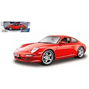 Amazon.com: MAISTO 1:18 SPECIAL EDITION PORSCHE 911 CARRERA S: Toys