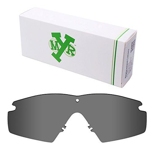 Mryok Polarized Replacement Lenses for Oakley Industrial M Frame 2.0 - Black - 2.0 Frame M Lenses