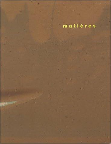 En ligne Matières, N° 7/2005 : pdf, epub ebook