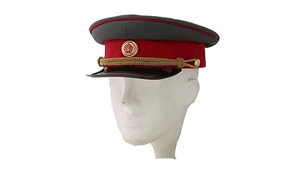 b37b20084 Amazon.com: Russian ww2 marshal sovie general visor hat: new ways ...