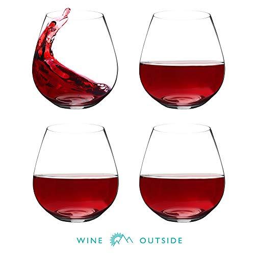 Wine Outside Unbreakable Wine