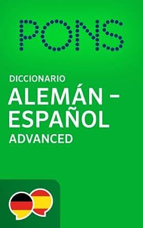 diccionario pons alem n   gt espa ol advanced pons