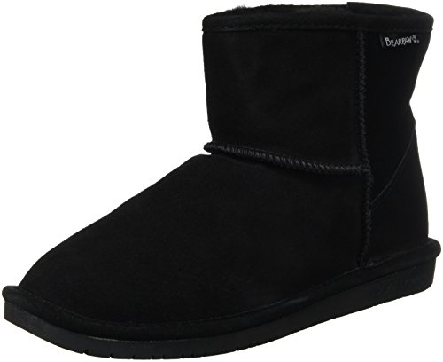 Boot Fashion BEARPAW BEARPAW Demi Fashion Black Demi wqw7RXx6S