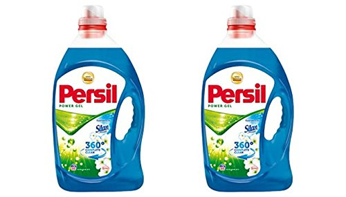 Persil Color Gel - Persil Color-Gel Liquid Laundry Detergent 1.241 l (2-Pack)