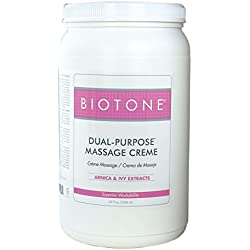 Biotone Dual Purpose Massage Cream - Half Gallon