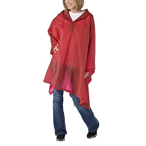 ISOTONER Unisex Hooded Pullover Poncho