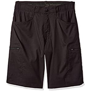 Wrangler Authentics Men's Performance Comfort Flex Waist Cargo Short