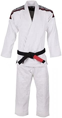 Tatami Nova MK4 Mens Jiu Jitsu Gi Jiu-Jitsu BJJ Blue w// Free White Belt
