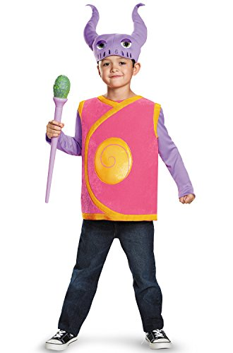 Captain Smek Deluxe Costume, X-Small -