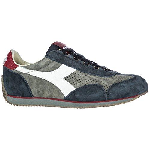 Verde Uomo Diadora Originale Scarpe s Sneakers Nuove Equipe Heritage w7r8x71qt