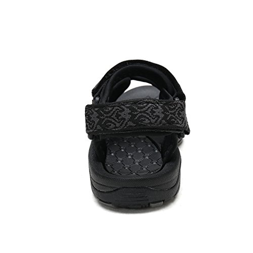 DREAM PAIRS Little Kid 170892-K Black Outdoor Summer Sandals Size 13 M US Little Kid by DREAM PAIRS (Image #3)