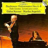 Violinsonaten N 6-8;Violin Sonatas;Sonates Pour Violon