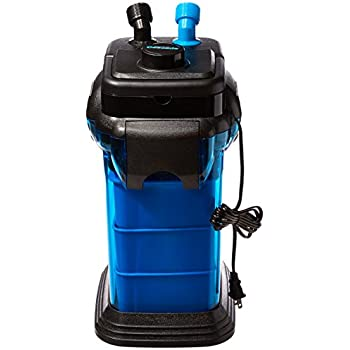 .com : cascade ccf3ul canister filter, 100 gallon, 265gph ...