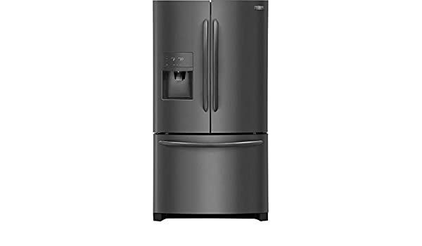 Charmant Frigidaire FGHB2868TD Gallery Series 36 Inch French Door Refrigerator With  27.2 Cu. Ft. Total